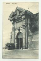 ANCONA - PORTA PIA 1927 VIAGGIATA FP - Ancona