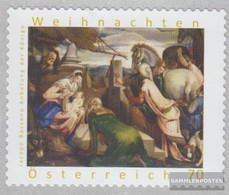 Austria 3038 (complete Issue) Unmounted Mint / Never Hinged 2012 Christmas - 2011-... Ungebraucht