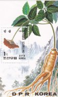 Corée Du Nord BF MNH 1994 Gingembre - Heilpflanzen