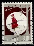 Danemark - Dänemark - Denmark 2013 Y&T N°(4) - Michel N°1759A O - 8kr Bande Dessinée - Danimarca