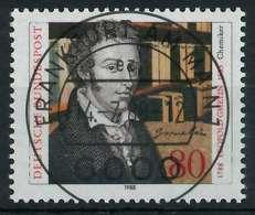 BRD 1988 Nr 1377 Zentrisch Gestempelt X85139A - [7] República Federal