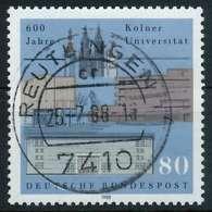 BRD 1988 Nr 1370 Zentrisch Gestempelt X85140A - [7] República Federal