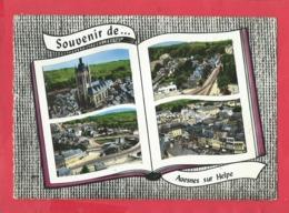 CPSM Grand Format - Souvenir De Avesnes Sur Helpe  (Nord) - Multivues , Multivue  - (Livres , Livre ) - Avesnes Sur Helpe