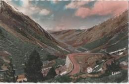 09 - AX LES THERMES - Lacets Du Col De Puymorens Et La Haute Vallée De L'Ariège - Voyagée,#09/001 - Ax Les Thermes