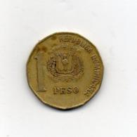 Dominicana - 2000 - 1 Peso - Vedi Foto - (MW2641) - Dominikanische Rep.