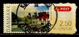 Danemark - Dänemark - Denmark Distributeur 2009 Y&T N°D41 - Michel N°2,50kr ATM 45 O - 2,50kr Moulin De Soeby - Affrancature Meccaniche Rosse (EMA)
