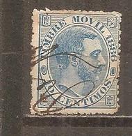 España/Spain-(usado) - Fiscal Postal Edifil  6 - Yvert 5 (o) - Steuermarken/Dienstpost