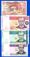Malawi  8  Billets - Malawi