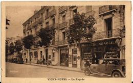 VICHY-HOTEL Boulevard Carnot - Vichy