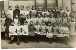 Carte Photo - 1914-1915 - Belgische School - Amersfoort - 2 Scans - Amersfoort