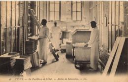 VICHY- La Pastillerie De L'Etat - Atelier De Saturation - Vichy