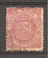 España/Spain-(usado) - Fiscal Postal Edifil  11 - Yvert 10 (o) - Steuermarken/Dienstpost
