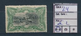 BELGIAN CONGO COB 24 MNH - 1894-1923 Mols: Neufs