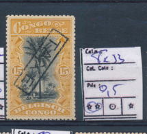 BELGIAN CONGO COB TX33 MNH - Belgian Congo