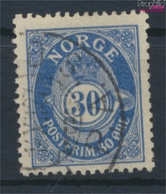 Norwegen 102 Gestempelt 1920 Posthorn (9362073 - Norwegen