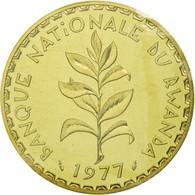 Monnaie, Rwanda, 50 Francs, 1977, ESSAI, FDC, Laiton, KM:E7 - Rwanda
