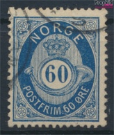 Norwegen 31 Gestempelt 1877 Posthorn (9362055 - Gebraucht