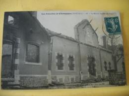 51 8062 CPA - 51 LES EMEUTES EN CHAMPAGNE (AVRIL 1911) AY. LA MAISON DE MM. DE AYALA. EDIT. G. FRANJOU. - Ay En Champagne