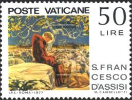 Vatikanstadt 695-717 (complete Issue) Volume 1977 Completeett Unmounted Mint / Never Hinged 1977 Franz Of Assisi, Rubens - Vatican