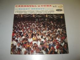 """VINYLE BENNY BENNET """"CARNAVAL A CUBA"""" VOGUE (REF : LD.421) - World Music"""