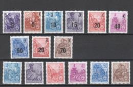 DDR , Nr 435-42 Und 453-58  Postfrisch ( 66.- ) - Unused Stamps