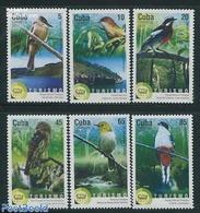Cuba 2011 Birds 6v, (Mint NH), Nature - Birds - Birds Of Prey - Nuovi