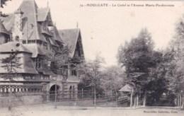 14 - HOULGATE  - Le Castel Et L Avenue Maria Feodorowna - Houlgate