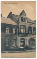Weisweiler / Eschweiler - Restauration Arnold Vincken, ± 1920 - Germany