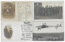 Lot De 400 Cartes/Carte Photo/Fantaisie/France/Etranger...Format CPA - 100 - 499 Postcards