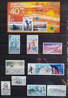 FSAT TAAF 1996 Issues Selection, Mint NH Unmounted Stamps, Nice - Ongebruikt
