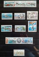 FSAT TAAF 1998 Issues Selection, Mint NH Unmounted Stamps, Nice - Ongebruikt