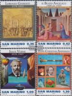 San Marino 2239-2242 (complete Issue) Unmounted Mint / Never Hinged 2005 Artist - San Marino