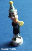 Fèves Fèves Alcara 2001 Laurel Et Hardy - Cartoni Animati