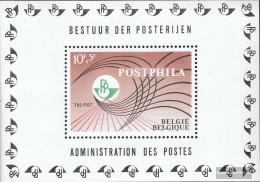 Belgium Block38 (complete Issue) Unmounted Mint / Never Hinged 1967 Postphila 1967 - Blocks & Sheetlets 1962-....