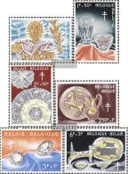 Belgium 1222-1227 (complete Issue) Unmounted Mint / Never Hinged 1960 Crafts - Belgium
