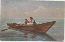 78-47 Estonia Postal History Raupp Painting - Estonie