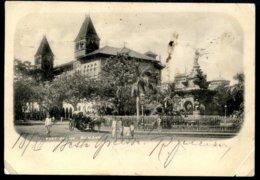 Bombay, 1902, Post Office, Postamt, Post - Indien