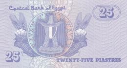Egypte - Billet De 25 Piastres - 25 Décembre 2008 - Neuf - Egypte