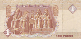 Egypte - Billet De 1 Pound - Egypte