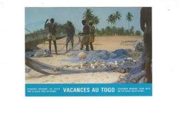 VACANCES AU TOGO  PECHEURS PRES DE KPEME ****   RARE    A SAISIR **** - Togo