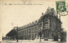 LILLE  Ecole Des Arts Et Metiers Institut Pasteur   RV - Lille