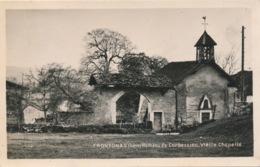 I146 - 38 - FRONTONAS - Isère - Hameau De Corbessieu - Vieille Chapelle - Frankreich