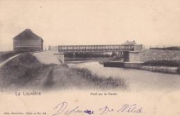 CANAUX La Louviere Pont Sur Le Canal - Altri