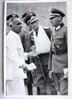 Foto Cromo Olimpiada De Berlín. Nº 184. Freiherr Von Wangenheim. 1936. Alemania. Pre II Guerra Mundial. Gruppe 60 - Tarjetas