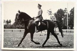 Foto Cromo Olimpiada De Berlín. Nº 182. Equitación, Pollay. 1936. Alemania. Pre II Guerra Mundial. Gruppe 57. ORIGINAL - Tarjetas