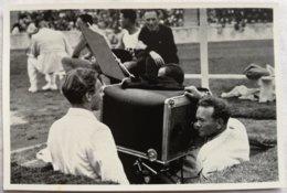 Foto Cromo Olimpiada De Berlín. Nº 195. Olympia, Leni Riefenstahl. 1936. Alemania. Pre II Guerra Mundial. Gruppe 57 - Tarjetas