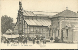 Belfort Les Halles - Belfort - City