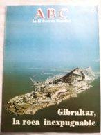 Fascículo Gibraltar La Roca Inexpugnable. ABC La II Guerra Mundial. Nº 24. 1989 - Español