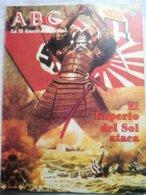 Fascículo Japón El Imperio Del Sol Ataca. ABC La II Guerra Mundial. Nº 27. 1989 - Español