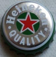 Chapa Kronkorken Cap Tappi Cerveza Heineken. Rusia - Cerveza